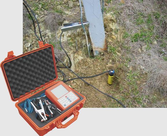 Система LPRU для оценки коррозионного состояния объектов в грунте