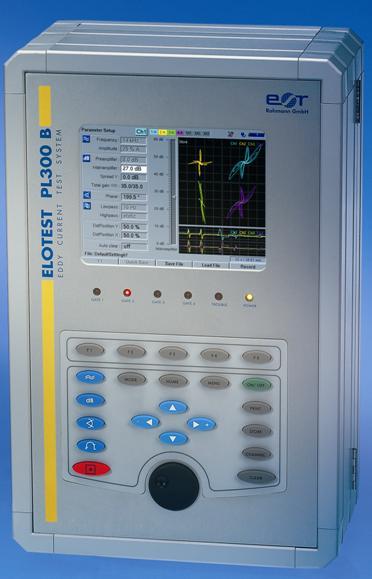 Вихретоковый дефектоскоп ELOTEST PL300B