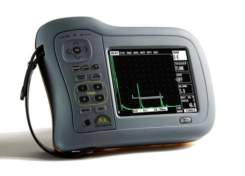 Ультразвуковой дефектоскоп SiteScan D