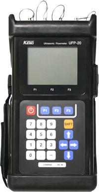 Портативный УЗ расходомер-теплосчетчик UFP-20